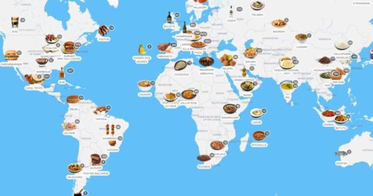 Giro del mondo in 50 piatti a base di carne