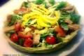 Crostata di verdure al profumo di basilico