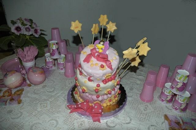 Torta Compleanno Laura.Torta Di Compleanno A Piani