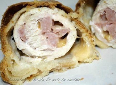 Tacchino in crosta di pasta sfoglia veloce