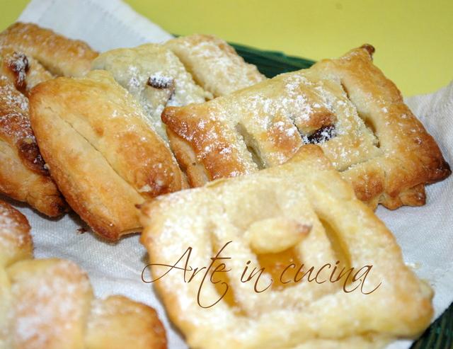 Antipasti con pasta sfoglia ricette di cucina gustose e for Ricette di cucina antipasti