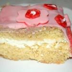 Buffet dolce torta Pippi Calzelunghe vickyart