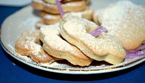 Biscotti con farina di kamut