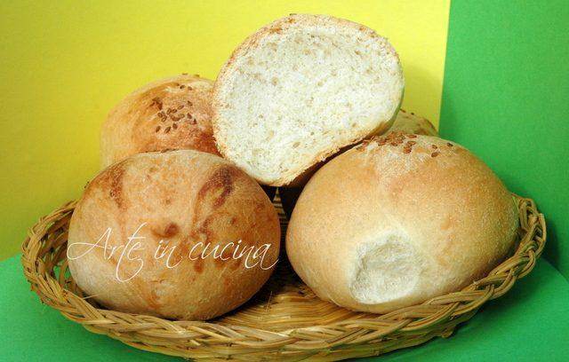Muffole ricetta panini soffici