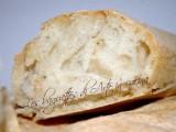 ricetta baguette con pasta madre