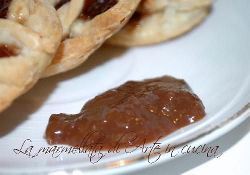 marmellata-pere-cioccolato