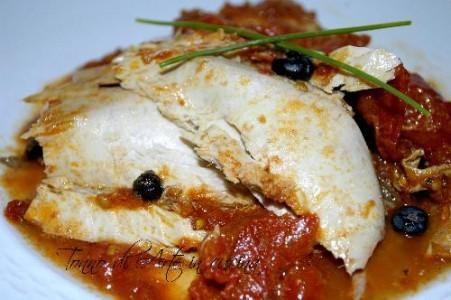 Tonnetto al pomodoro ricetta facile a base di pesce