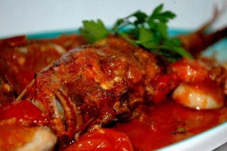 Zuppa di pesce ricetta di mare
