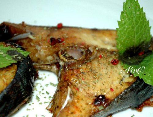 Lupana pesce al forno