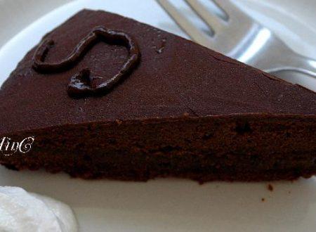 Sacher torte anche senza glutine dolce facile
