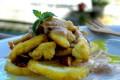Tacchino marinato in salsa di prugne e concorso culinario