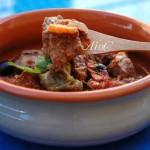 Bocconcini di vitello al pomodoro vickyart art ein cucina