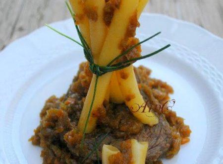 Ragù di carne alla genovese