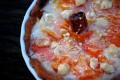 Crostata arancia senza glutine e crema senza uova