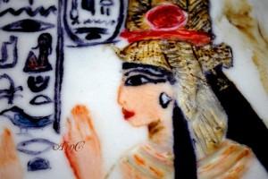 Egitto, piramidi, Nefertari e la torta al cioccolato senza glutine