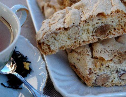 Cantucci, biscotti senza glutine