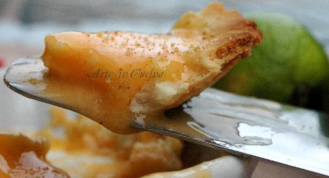 Crostata con crema al lime senza glutine e richiesta di aiuto!