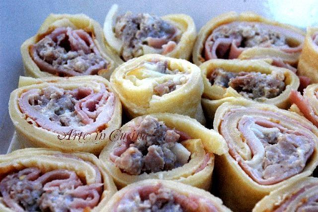 Teglia di lasagne con salsicce, senza glutine e per intolleranti.