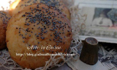 Panini algerini al latte senza glutine