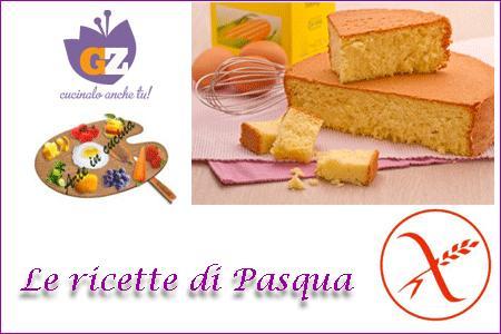 pasqua senza glutine in collaborazione con giallo zafferano