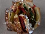 Danubio, pan brioche torta di rose o girelle vickyart arte in cucina