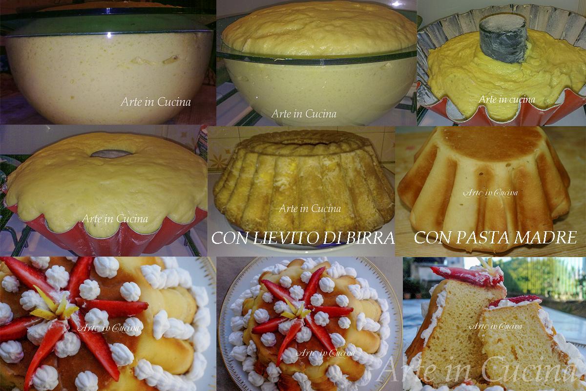 Babà dolce napoletano e le due comari ricetta dolce vickyart arte in cucina