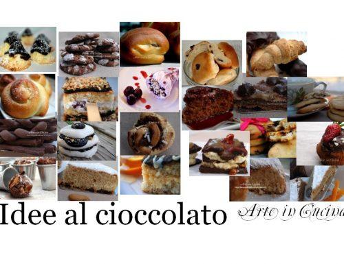 Idee per riciclo del cioccolato