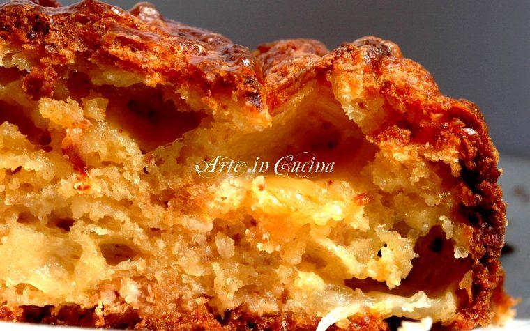 Torta salata veloce per antipasto