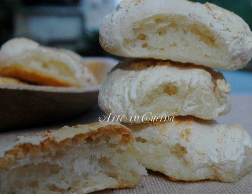 Panini con pasta madre senza glutine
