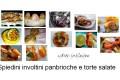 Antipasti, Involtini, stuzzichini panbrioche e torte salate