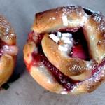 Torta di rose alle fragole e limone vickyart arte in cucina