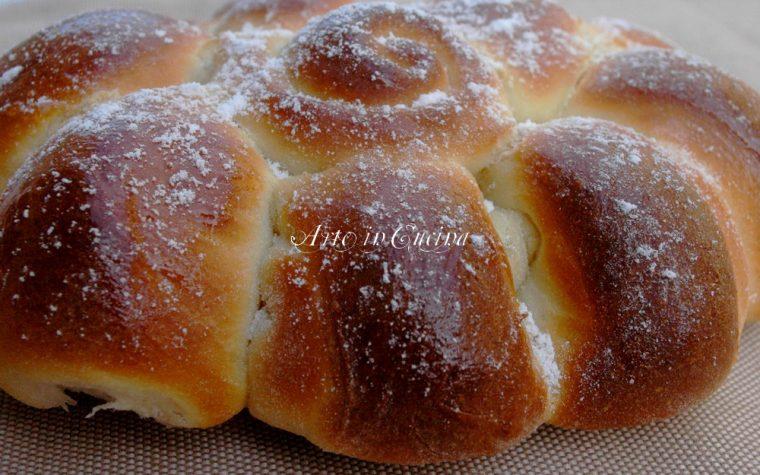 Danubio, pan brioche torta di rose o girelle?