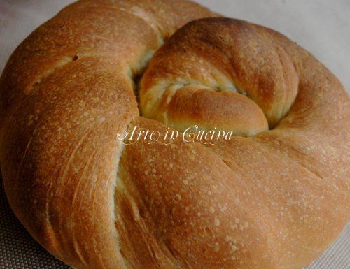 Pane e panini al latte con pasta madre la chiocciola