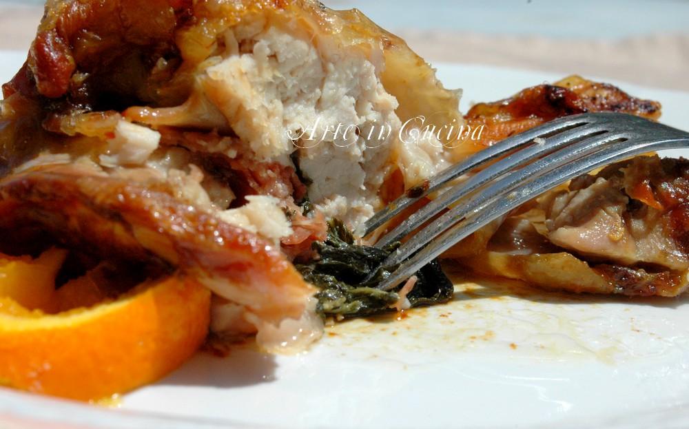 pollo-ripieno-verdure-forno