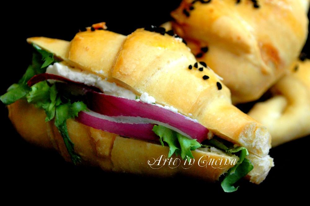 Preferenza Ricette antipasti stuzzichini finger food | Arte in Cucina WM84