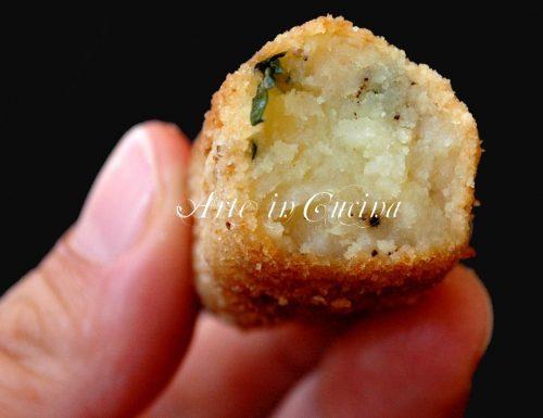 Crocchette di patate o cazzilli palermitani