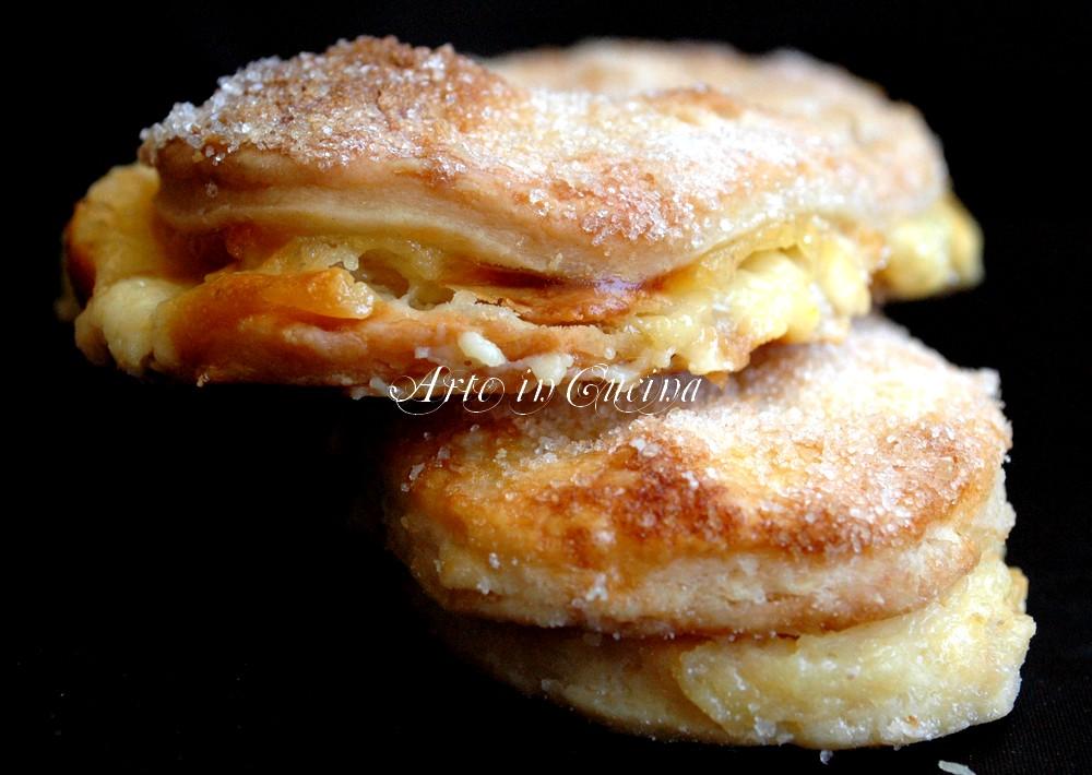 Lingue di Procida dolci napoletani veloci vickyart arte in cucina