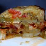 Melanzane alla parmigiana cucina messicana