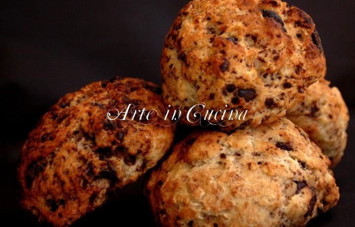 Pane al cioccolato per colazione o merenda