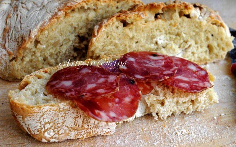 Come fare il pane senza impasto veloce e buono