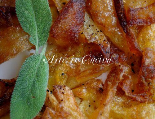 Frittatina di patate al pepe