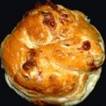 Pane intrecciato ripieno facile e veloce vickyart arte in cucina