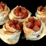 Rustici mignon wurstel e salame buonissimi vickyart arte in cucina