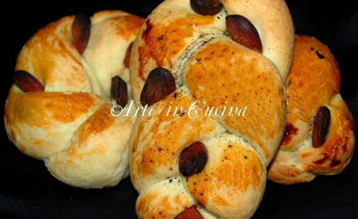 Taralli napoletani rustici al pepe