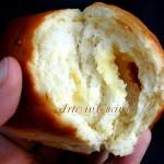 Briochine alla ricotta con crema al limone sofficissime vickyart arte in cucina