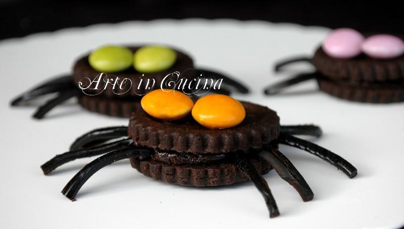 dolci-halloween-ragni-1 | Arte in Cucina