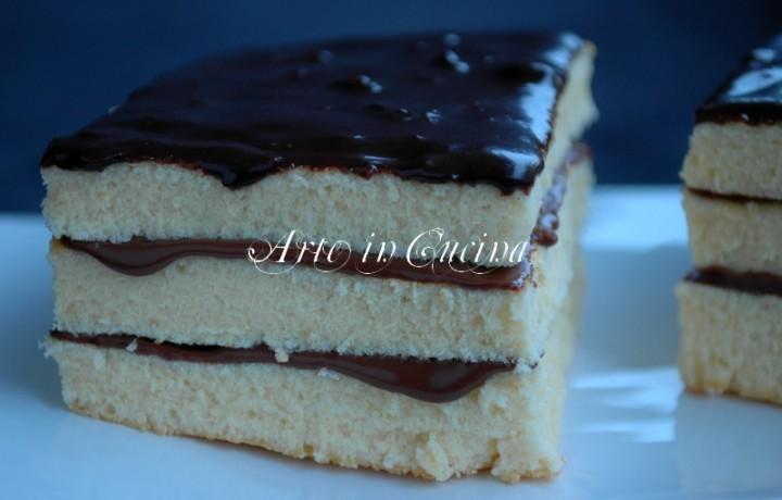 Biscotti Savoia al cioccolato ricetta veloce