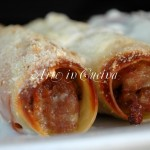 ricetta natale cannelloni salsiccia funghi besciamella arte in cucina