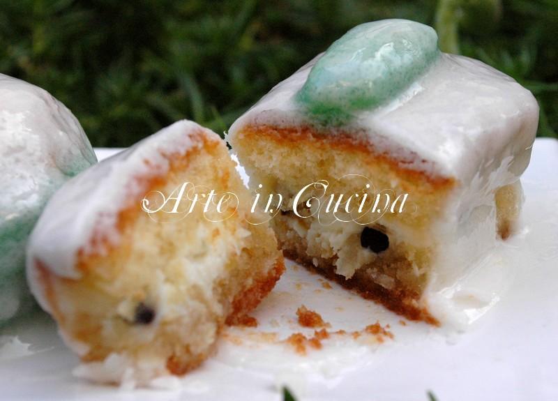 ricetta cassatine dolci napoletani