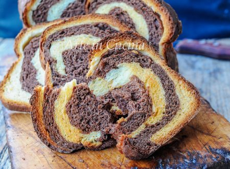 Fette biscottate al cacao fatte in casa ricetta colazione